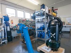 vesipumppu ja jätevesipumppu huolto